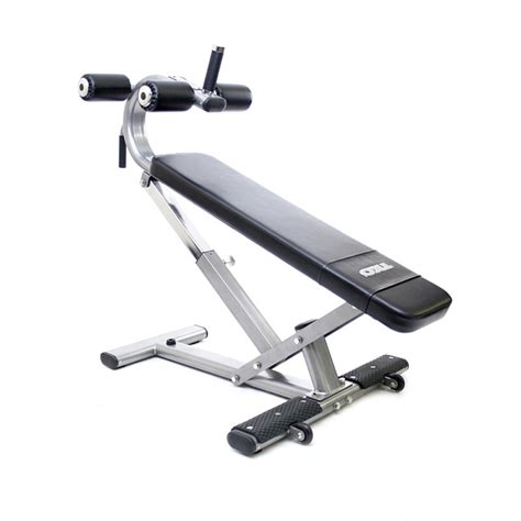tko adjustable abcrunch bench primo fitness