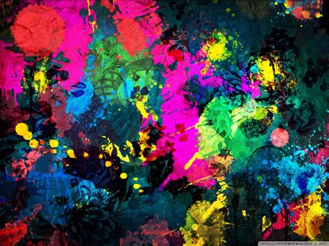wallpaper or paint paint splatter background wallpaper 1680x1260 57642