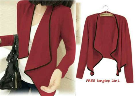 Pusat Sweater Baju Kapel Lengan Panjang At87 Only You Abu2 beli cardigan murah sweater vest