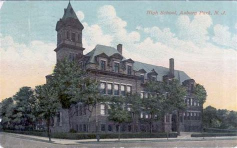 Asbury Park Post Office by Postcards From New Jersey
