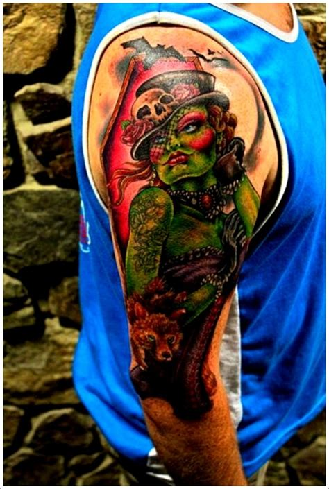zombie design inspiration zombie tattoo designs the 3d zombie tattoo designs and