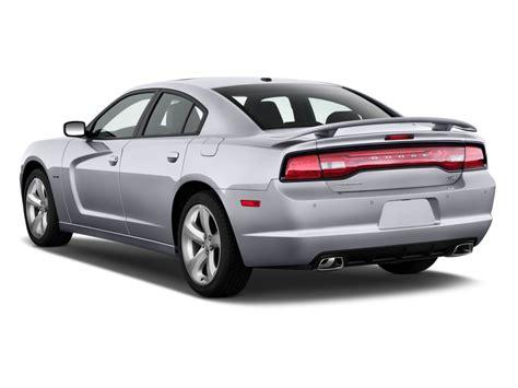 2014 dodge charger 4 door sedan rt max rwd side exterior