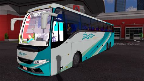 volvo truck and bus volvo 9700 grand l bus euro truck simulator 2 mods