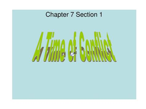 chapter 1 section 1 ppt chapter 7 section 1 powerpoint presentation id 5231624