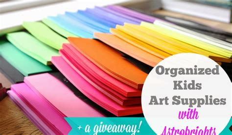 Art Supplies Giveaway - art supplies for kids sets for kids art supplies our favorite kidsu0027 art supplies