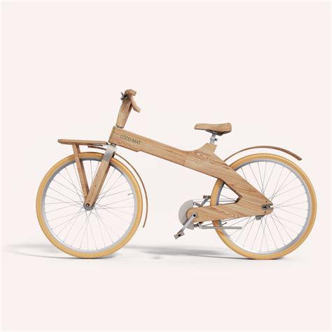 Mat Bike by Wooden Bike Athina