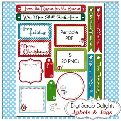 printable christmas journaling tags free christmas tip ins for bible journaling planners