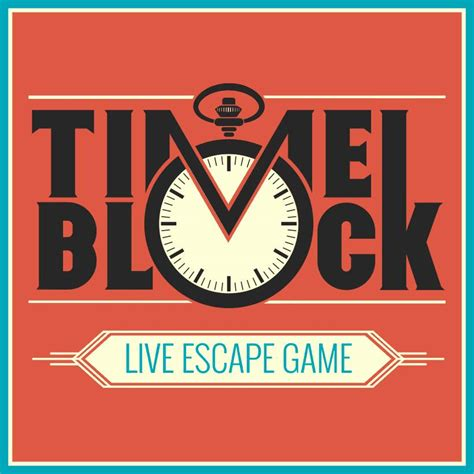 time block val de reuil escape game avis promo
