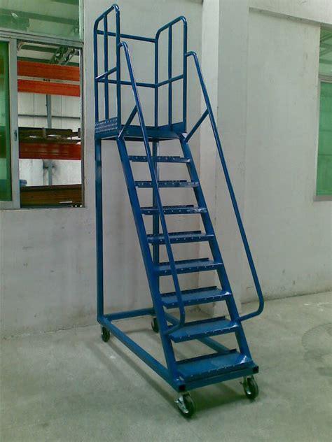 manual picking high climbing ladder industrial equipments