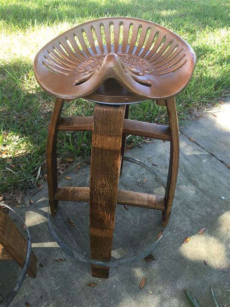Oak Tractor Seat Stool by Best 25 Tractor Seat Stool Ideas On Tractor