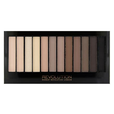 Makeup Revolution Redemption Iconic 3 Palette makeup revolution redemption palette iconic elements 14 gr