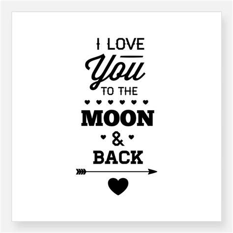 i love you to the moon and back tattoos better than quot i you to the moon and back quot cus