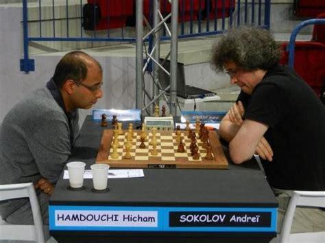 Chess Set Hicham Hamdouchi Andrei Sokolov Chessdom