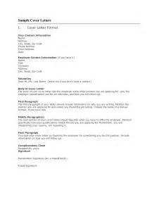 Free cover letter template for job application mention their name in