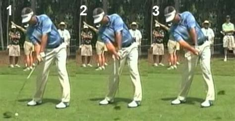 tgm golf swing left arm