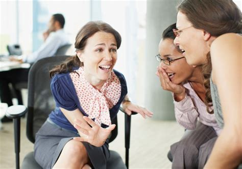 office gossip stories how to deal with cliques at work