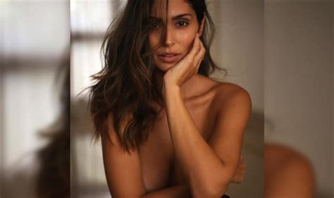 celeb topless photos this topless picture of bruna abdullah is going viral