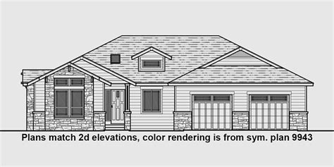 three bedroom ranch house plans one story house plans ranch house plans 3 bedroom house