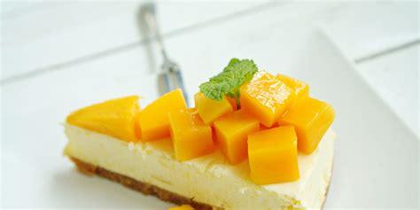 Mango Cheesecake mango cheesecake recipe epicurious