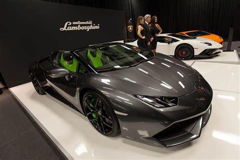 montreal car show highlights lamborghini forum
