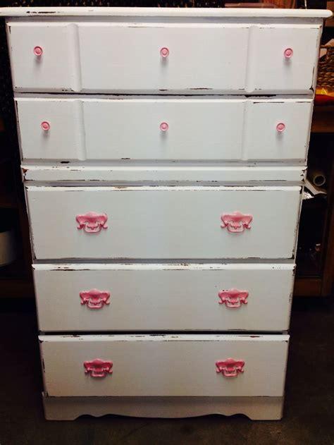White Dresser With Pink Knobs white dresser pink knobs gb design platte