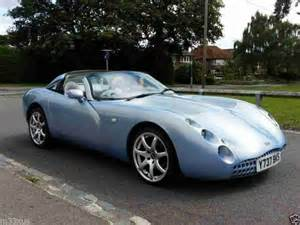 Tvr Sports Cars For Sale Tvr Tuscan Sports 4 0 Targa Blue Colour 2001 40 000