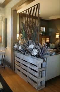 un jard 237 n dentro de casa con palets i love palets