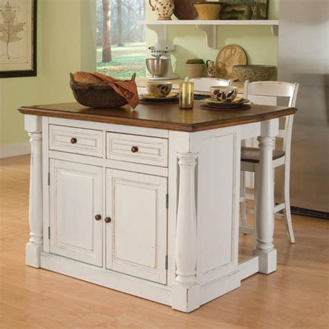 Kitchen Island Cart With Seating Kitchen Cart With Stools Kenangorgun