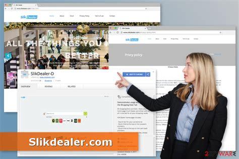 Remove Slikdealer.com (Free Instructions) - Chrome ... K Dealer.com