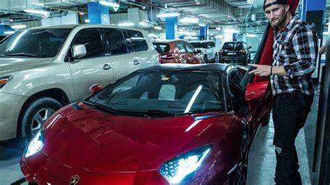 Was Kostet Ein Lamborghini by Was Kostet Es Einen Lamborghini Aventador Zu Fahren