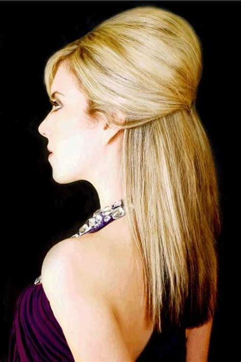hair styles with the back hair bumped under and top hair short 40 hairstyles for prom long hairstyles 2016 2017