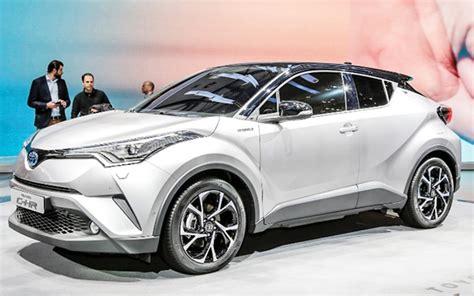 Toyota Models 2020 by 2020 Toyota Chr Redesign Toyota Models