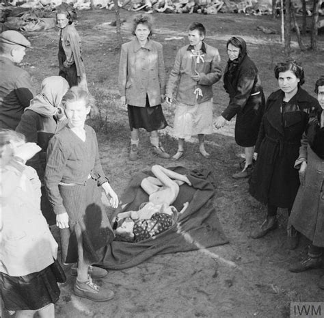 Granny Unit by File The Liberation Of Bergen Belsen Concentration Camp