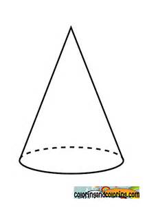 cone coloring page free coloring pages of construction cone