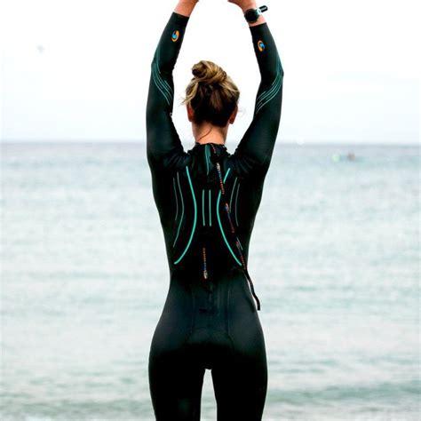 womens blueseventy reaction wetsuit swim  lakes