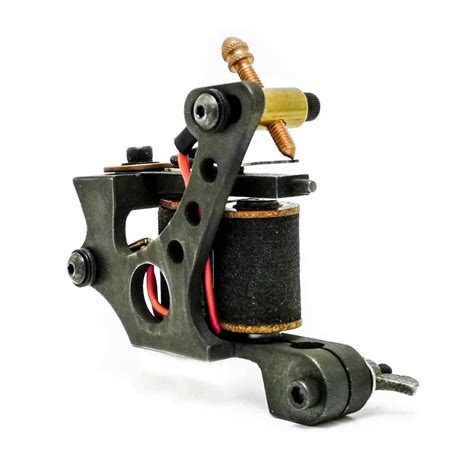 handmade tattoo machines custom machine school coleman shader