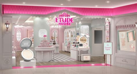Store Etude House etude house s new store at vivocity presents all kinds of