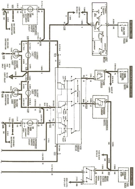 1988 chevrolet wiring diagram c1500 intermittent steering