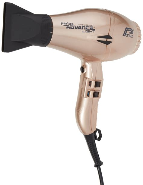 Hair Dryer Light parlux advance light ionic and ceramic hair dryer light gold ebay