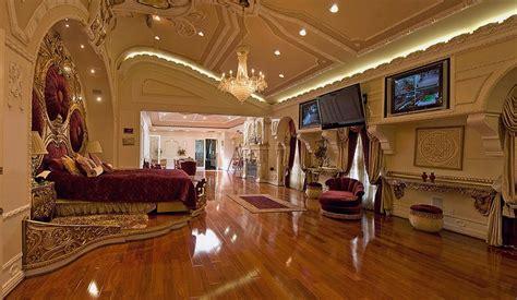 Rich Home Decor Home Interior Decor Idea Bedroom Lavish Luxurious Beautiful Pretty Cozy House
