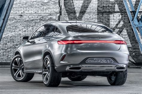 Mercede Suv by Mercedes Concept Coupe Suv Look Motor Trend