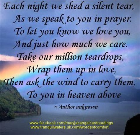 words of comfort to a grieving mother words of comfort bereavement poems bereavement quotes