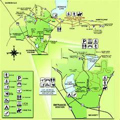 silver river state park map 1425 ne 58th avenue ocala