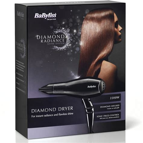 Babyliss Boutique Hair Dryer Review babyliss hair dryer black health thehut