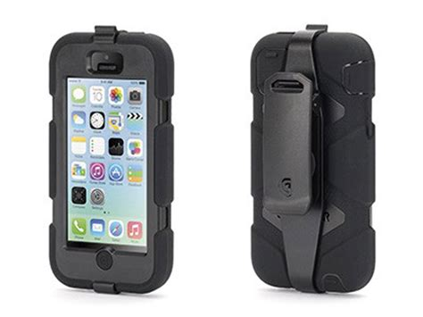 Griffin Survivor Armored Iphone 5c Camo Berkualitas griffin survivor armored grade voor iphone 5c