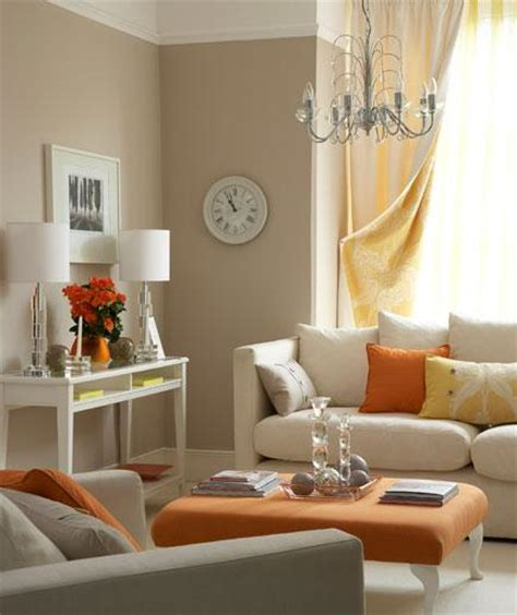Beige Orange Living Room by 5 Living Room Ideas Make It More Inviting And Welcoming Decoholic