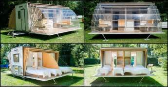 the awning mobile living
