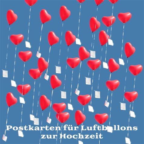 Hochzeit Luftballons by Hochzeit Dekoration Herzballons Hochzeiten Feiern Mit