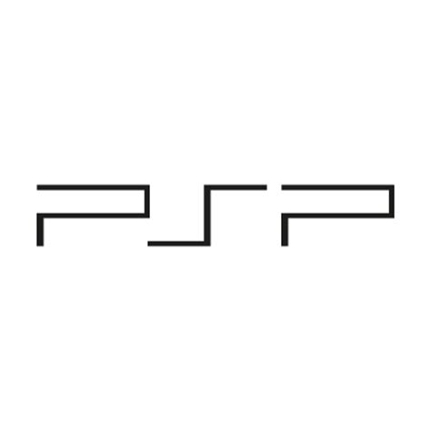 format game psp apa logo psp vector free download