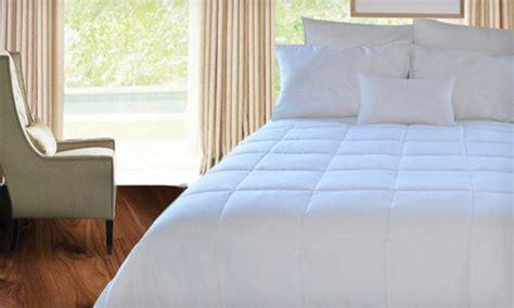 organic down alternative comforter down alternative comforter groupon goods
